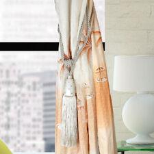 Alzapaños color principal crema para cortinas