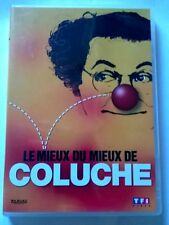 COLUCHE - le mieux du mieux de Coluche - DVD Spectacle Humour