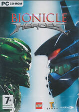BIONICLE HEROES Lego Eidos Classic PC Game - US Seller - BRAND NEW!