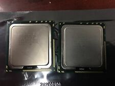 MATCHED PAIR INTEL XEON X5675 3.06GHZ 6/12 core CPU-GRATUIT UK & EU navire
