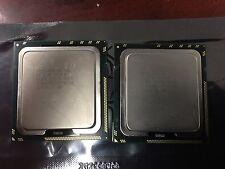 MATCHED PAIR INTEL XEON X5675 3.06GHZ 6 / 12 core CPU  -  FREE UK & EU SHIP