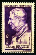 France 1948 Louis Braille Yvert n° 793 neuf ** MNH