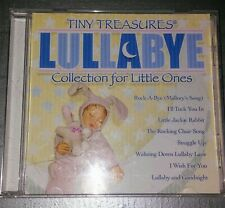 The Treasures Lullabye Collection For Little Ones CD