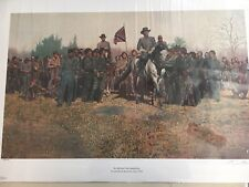 Mort Kunstler - We Still Love You General Lee  - Collectible Civil War Print
