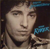 Bruce Springsteen - The River (1980) CBS Vinyl LP 88510 OIS vg