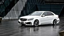 Mercedes Benz E Classe W212 Noir Bison style corps plein Kit Upgrade 2013+ AMG