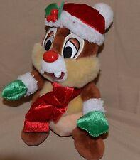 "8"" Dale Chip & Dale Plush Dolls Toys Stuffed Animals DisneyPark Disney Christmas"