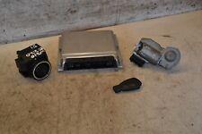 Mercedes E220 CDi ECU Set A0001534879 W210 E Class Ignition Switch Set 1999-2002