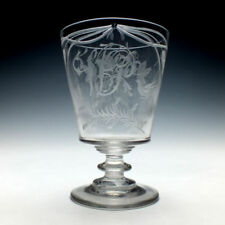 Bowl Engraved Glass