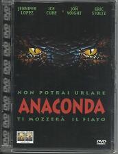 Anaconda (1997) DVD super jewel box