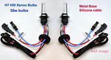 55W H7 4300K 35W HID Xenon Replacement Bulb Bulbs for Headlight Head lamp White