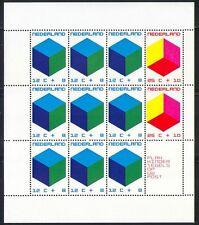 Paesi Bassi 1970 Child welfare/Cubo Design Sht (n31921)