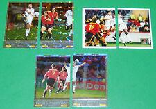 PANINI FOOTBALL FOOT 2001 EQUIPE FRANCE EURO 2000 ESPAGNE