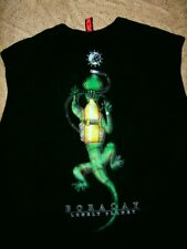 BORACAY LONELY PLANET MUSCLE TANK SINGLET MEN XL RARE GECKO ART PHILIPPINES