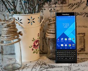 "BlackBerry Priv STV100-3 5.4"" 32GB 4G LTE Unlocked Android Smartphone Black"