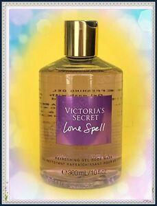 Victoria's Secret LOVE SPELL Refreshing GEL BODY WASH 300mL/10 fl oz NEW