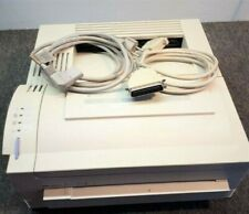 HP LaserJet 4L Printer + Toner + Cable. It is Pre-Owned, Looks New, Works Fine