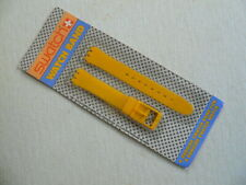 Band for Ladies Swatch Watch Yellow 25mm rare New