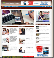 Find Jobs  Turnkey Website Business earn from affiliate - adsense