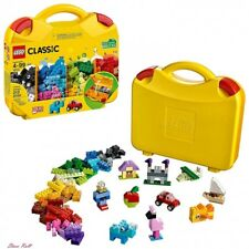 Building Blocks For Kids LEGO Classic Creative Suitcase Kit Birthday Christmas