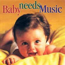Various Artists - Baby Needs Music / Various [New CD]
