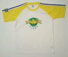 Gol Mens Brazil Jersey Shirt Top Size Large New Nwt