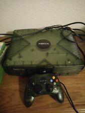 Original Xbox Console Halo Special Edition (Tested )with games