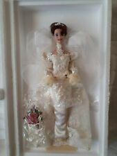 """NRFB BARBIE """" ROMANTIC ROSE BRIDE """"1995"""