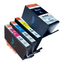 4 PK New 934XL 935XL ink cartridges for HP OFFICEJET PRO 6230 6830 6835-NEW CHIP