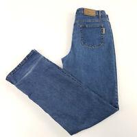 Coldwater Creek Womens Jeans Straight Leg Blue Denim Size 6