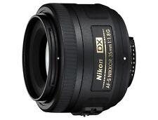 Objectifs Nikon NIKKOR pour appareil photo et caméscope 35 mm