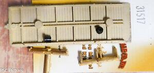 Precision Scale HOn3 #31517 Frame & Floor w/Bushings, Modern C-16 Tender (Brass)