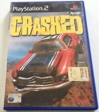 CRASHED GIOCO PS2 ITALIANO PLAYSTATION 2 SPED GRATIS SU + ACQUISTI