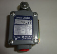 Square D 9007TUC4 Limit Switch 9007-TUC4 Operator New
