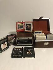 Vintage Sharp Model RD-805  Eight 8 Track Player Made In Japan( Very Limited)