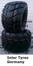 2x 18x9.5-8 P343 18x9.50-8 HAKUBA ATV Quad Mischreifen NEU