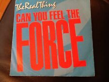 THE REAL THING . CAN YOU FEEL THE FORCE  ( 86 MIX ) .  1986