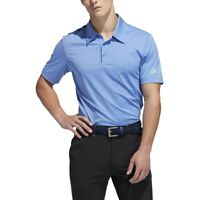 Adidas Golf Ultimate 2.0 Heather Polo Shirt - Choose Size & Color