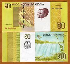 Angola, 50 Kwanzas, 2012, P-152, UNC