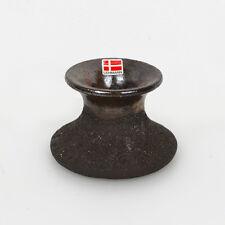 Vintage Candle Holder Lehmann Denmark Ceramics 60er mid-Century Danish Pottery