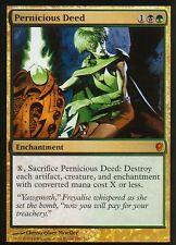 Pernicious Deed | nm | Conspiracy | Magic mtg