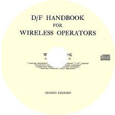 Radio D/F Direction Finding Handbook for Wireless Operators (1942) Book on CD
