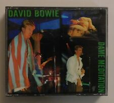 DAVID BOWIE DAME MEDITATION 4CD LIVE IN DUBLIN 1997 LIVE NO LABEL