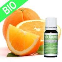 Huile essentielle orange douce BIO 10 ml certifiée Premium | Envoi express suivi
