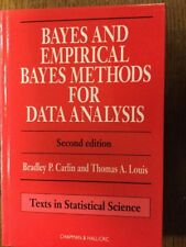 Bayes and Empirical Bayes Methods for Data Analysis by Bradley P. Carlin, Thoma…