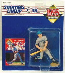 ⚾️ 1995 ROOKIE STARTING LINEUP - SLU - MLB - JEFF CONINE - FLORIDA MARLINS (2)