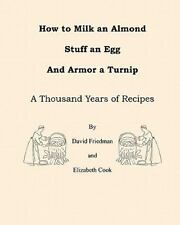 How to Milk an Almond, Stuff an Egg, and Armor a Turnip: A Thousand Years of Rec