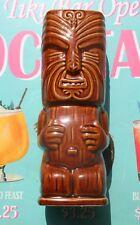 Tiki mug maori / sam's seafood surf cocktail /céramique/ Erreur tikifarm Gambino