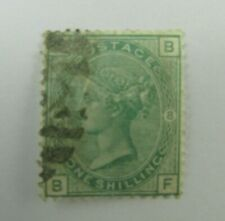 1873 Great Britain SC #64a  Pl. 8  Queen Victoria  Used stamp