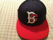 Navy/Red Vintage Brooklyn Cyclones Flag Fitted Cap Hat Size 7 1/4 New Era